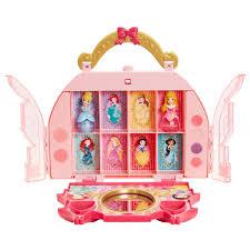 Childrens Play Vanity Disney Princess Little Kingdom Cosmetic Castle Vanity Toys