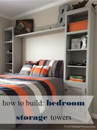 how to build a bedroom how to build a bedroom storage tower system two make a home