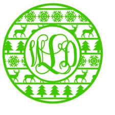 monogram christmas best monogram christmas shirt products on wanelo