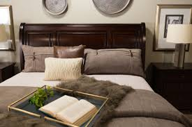 Ashley Bed Frames by Ashley Furniture Sleigh Bed With Storage Mathis Brothers