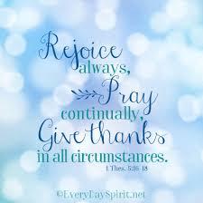 rejoice pray give thanks scripture gratitude for app info