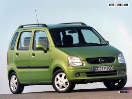 green opal car opel agila techniniai automobilio duomenys automobilio kuro