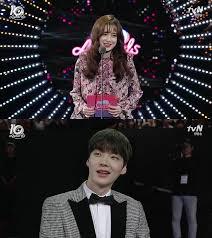 koo hye sun y su esposo park bo gum hyeri ahn jae hyun ku hye sun y otros en los momentos