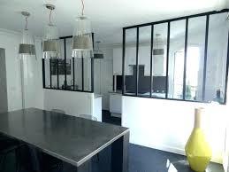 cloison vitree cuisine salon cloison pour cuisine cloison pour cuisine cloison vitree cuisine