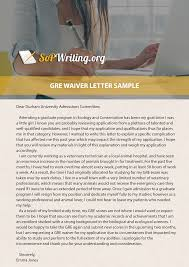 gmat waiver essay sample good example of gre waiver sop writing good example of gre waiver