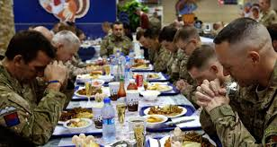 thanksgiving themed prayers to bless meals including devotions