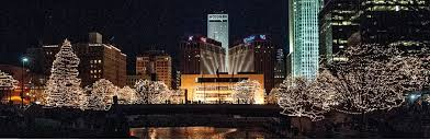 thanksgiving lighting ceremony omaha s lights festival