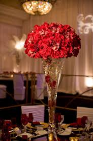 red roses centerpiece for wedding wedding ideas pinterest