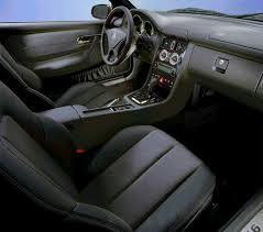 Slk230 Interior Vlc Color Leather U0026 Interior Paint 150 Ml Mercedes Anthracite