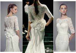 deven wedding dress boarded the sposa facts magazine cover news