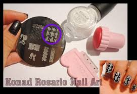 imagenes de uñas decoradas con konad konad rosario nail art konad en rosario siii
