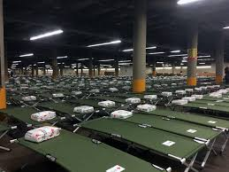 dallas prepares u0027mega shelter u0027 for up to 5 000 evacuees fort
