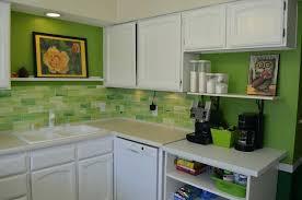 green backsplash light green subway tile green ceramic subway tile