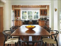 kitchen dining room table with bench wooden table farmhouse