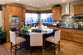 grand open living room kitchen designs combination ideas outofhome