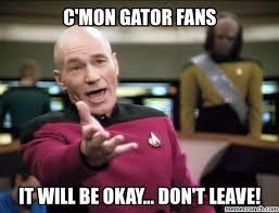 Gator Meme - hater