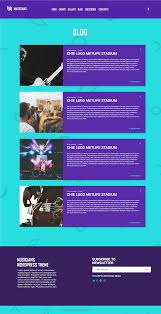 Neque Adipiscing An Cursus by Musicians Premium Music Event Html Template By Solid Themes