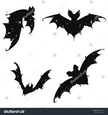 Halloween Bat Pictures by Set Bats Collection Bats Flying Bats Stock Vector 478425274