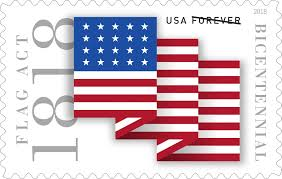 How Many Stars Does The Chinese Flag Have Usps New Stamp Issues 2018 On Stampnewsnow Com