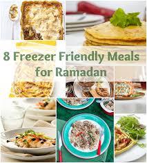 ramadan cuisine freezer ahead meals রমজ ন র র স প