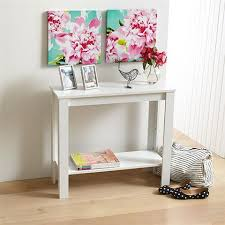 White Hallway Table 30 Hallway Table White Homemaker Kmart House Furniture