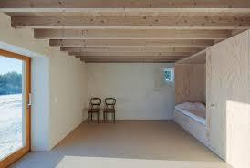 tham u0026 videgård arkitekter designs austere holiday home on swedish