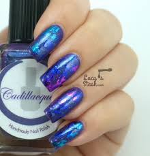 easy abstract nail art design chippernails youtube neon picasso