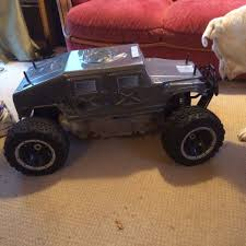 rose gold hummer rc 1 5 fs racing hummer in girvan south ayrshire gumtree