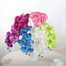 Fake Orchids Popular Fake Orchid Flowers Buy Cheap Fake Orchid Flowers Lots