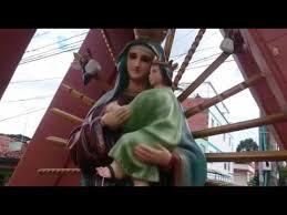 imágenes religiosas que lloran sangre habitantes de santander afirman que virgen llora sangre youtube