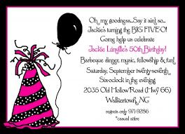 50 birthday party invitation wording vertabox com