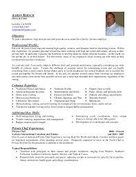 chef resume exle personal chef resume executive chef resume 1 yralaska