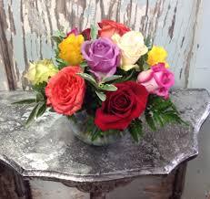 multi colored roses multi colored roses in lake worth tx lake worth florist