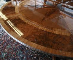 Dining Room Table With Leaf Round Dining Room Tables With Leaf Table Butterfly Extension For
