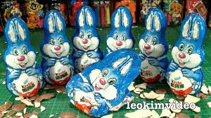 easter eggs surprises 10 kinder bunny counting song 1 10 ultimate