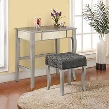 Silver Vanity Chair Silver Vanities And Makeup Tables Ebay