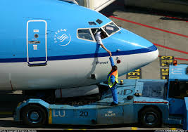 boeing 737 9k2 klm royal dutch airlines aviation photo