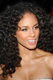 curly long hairstyles 2017
