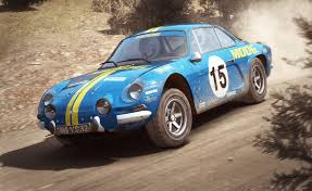 renault alpine a110 rally dirt rally gameplay trailer and new content confirmed thexboxhub