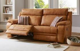 Reclining Sofas Leather Our Range Fabric Leather Recliner Sofas Dfs