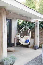 Swing Patio Chair by Best 25 Outdoor Swing Chair Ideas On Pinterest Outdoor Areas