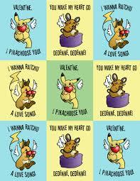 printable pokemon valentine u0027s featuring pikachu raichu and