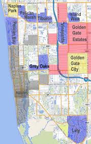 map of naples fl naples community and neighborhood oveview
