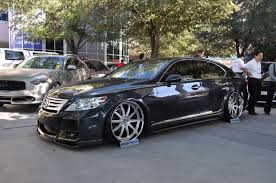 lexus is300 air suspension on the ground kyoei usa
