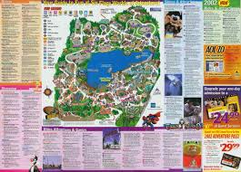 6 Flags Hours 2002 Six Flags Worlds Of Adventure Park Guide