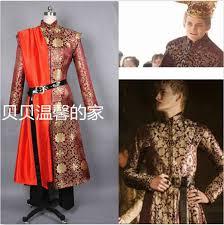 Halloween Game Thrones Costumes Aliexpress Buy Game Thrones King Joffery Costume