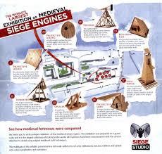 siege machines siege machines exhibition in malbork castle photo michal