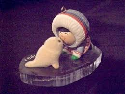 frosty friends hallmark 1983 ornament 4 in series