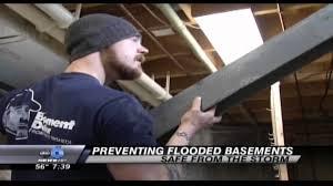 preventing flooded basements ron greenbaum the basement doctor