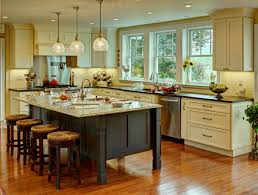 Kitchen Tables For Small Kitchens Small Kitchens With Islands Small Kitchen Island Designs Small